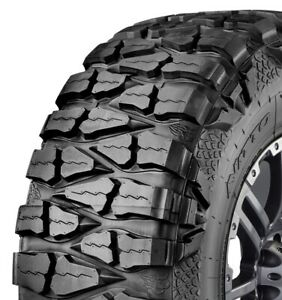 Nitto Mud Grappler Extreme Terrain Lt 35x12 50r17 Load E 10 Ply Mt M T Tire