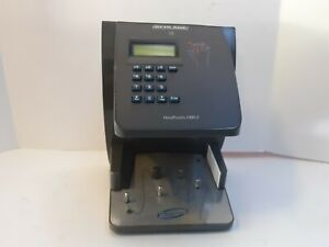 Schlage Hp 1000 Biometric Hand Reader Time Clock geometry Handpunch Terminal