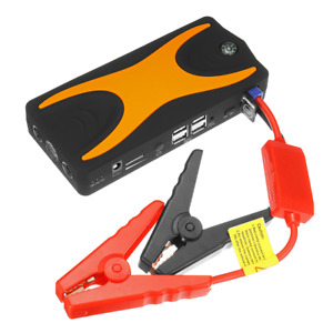 D28a Portable Car Jump Starter 12v 22000mah Emergency Battery Booster With Led F