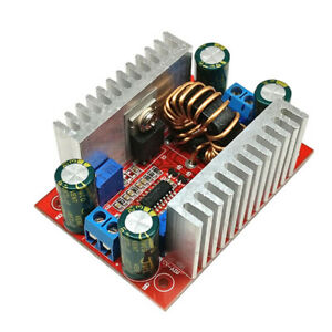 400w Dc dc Step Up Boost Buck Voltage Converter Power Supply Module 15a Usa
