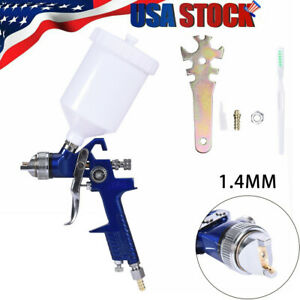 Mini Hvlp Air Paint Spray Gun Car Repair Gun Detail Touch Up Paint Sprayer 1 4mm