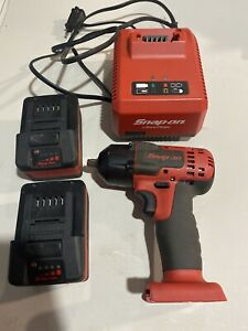 Snap On 3 8 Cordless Impact like New