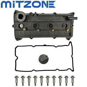 Valve Cover W Gasket Bolts For 2002 2006 Nissan Sentra Altima Se R L4 2 5l