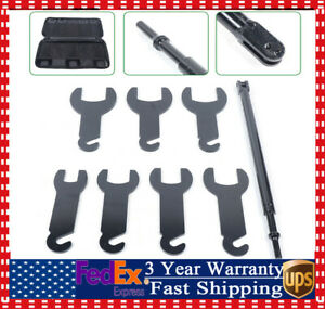 Car Pneumatic Fan Clutch Wrench Set Removal Tool For Ford gm chrysler jee 43390