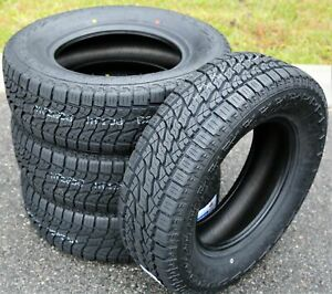 4 New Leao Lion Sport A T 235 70r16 106t At All Terrain Tires