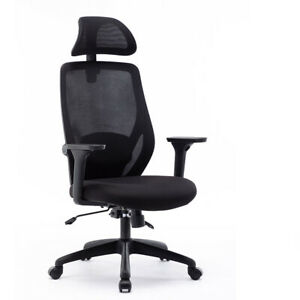 Ergonomic Swivel High Back Chair Executive Mesh Office Computer Desk Chair