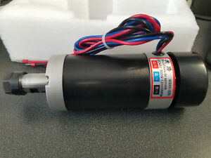 Er16 500w Air Cooled Brushless Spindle Motor 48vdc 12000 Rpm Without Controller