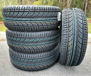 4 New Premiorri Solazo 195 60r15 88v Performance Tires