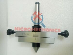 Mt2 Lathe Tailstock Taper Turning Attachment 2mt Easily Turns Metal In Taper