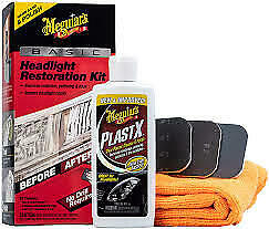 Meguiar s G2960 Basic Headlight Restoration Kit 4 Fluid_ounces free Shipping