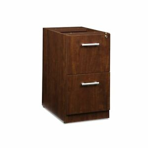 Ofm Fulcrum Series Locking Pedestal 2 drawer Filing Cabinet Letter