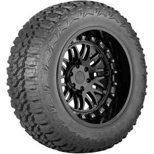 4 New Americus Rugged M t Lt 285 75r16 Load E 10 Ply Mt Mud Tires