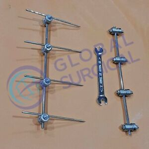 Surgical External Fixator Clamp 2 5 Mm Orthopedic Surgical Instruments