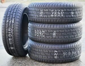 4 New Dean Tires Road Control Nw 3 Touring A s 195 60r14 86h As All Season Tires