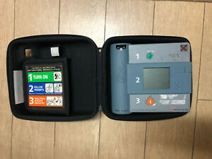 Phillips Aed Forerunner Used Comes With 2 Aeds And 2 Carrying Cases