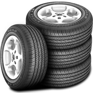 4 New Goodyear Eagle Ls 255 65r16 106s A S All Season Tires