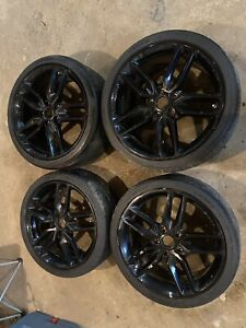 Oem C7 Z51 Corvette Stingray Wheels And Tires