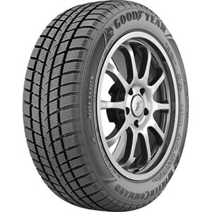 2 New Goodyear Wintercommand 205 60r16 92t Winter Tires