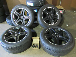Mercedes G63 G65 85630 20 Inch 5 Spoke Wheels And Tires