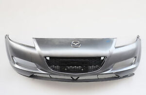 Mazda Rx8 Rx 8 Front Bumper Cover Grey Only F1515003xaaa Oem 04 08 A859 2004