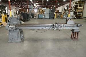 South Bend Tool Room Engine Lathe W 3 Jaw Chuck