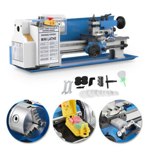 Digital Turning Package Cj18a Metal Blue 7 x14 Mini Lathe Accessory Milling