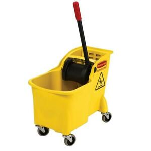 Rubbermaid Commercial Poducts 31 Qt Tandem Mop Bucket