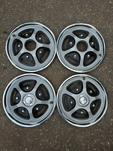 Oem 1970s Ford Truck 4x4 Hubcaps