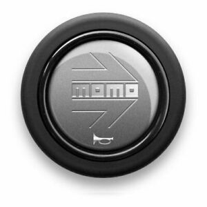 Momo Steering Wheel Horn Button Grey