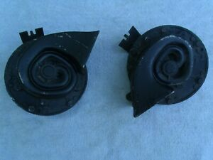 Mopar A B C Body Oem Prestolite Hi Lo Horn Set Chrysler Dodge Plymouth 65 66