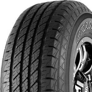 4 New Milestar Grantland Lt 265 70r18 126 123s E 10 Ply Light Truck Tires