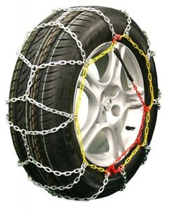 Quality Chain Diamond Back 225 55r15 Passenger Vehicle Tire Chains