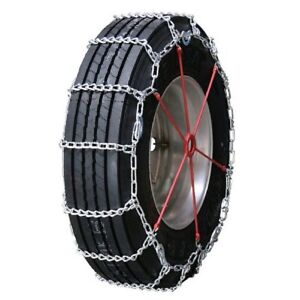 Rud Highway Service Single 275 75 15 Truck Tire Chains