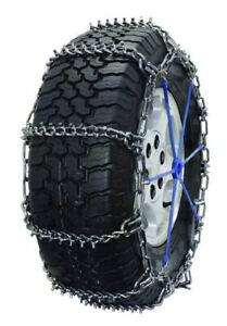 Norsemen Studded Alloy Single Non cam 275 55 18 Truck Tire Chains