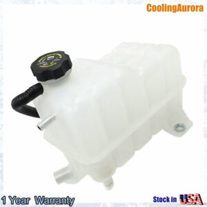 Radiator Coolant Overflow Tank Bottle W Cap For Gmc Chevy Cadillac Pickup Truck