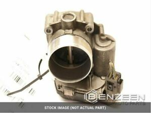 Throttle Body Assembly Twin Turbo Fits 2012 2019 Bmw 650i 13547555944 Oem