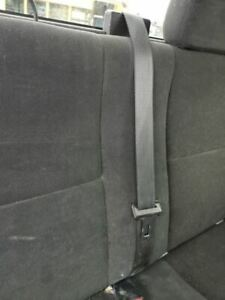 Rear Seat Belt Center Extended Cab Fits 2007 Silverado 229866