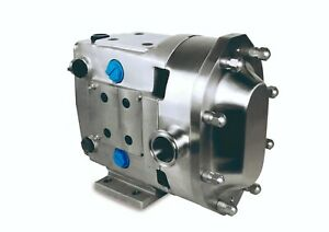 New 006 Positive Displacement Pump Rotary Piston waukesau Type Pump