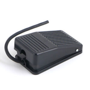 Momentary Foot Controller Pedal Switch Electric Ac 250v 10a Power Foot Switch