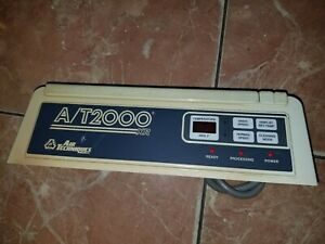 Air Techniques A t2000 Dental X ray Processor Control 45415 works