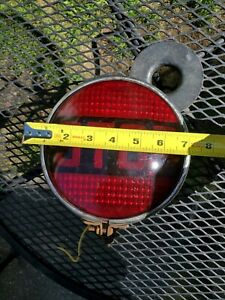 Vintage Do Ray 74 Stop Lamp Light With Mounting Bracket car truck bus