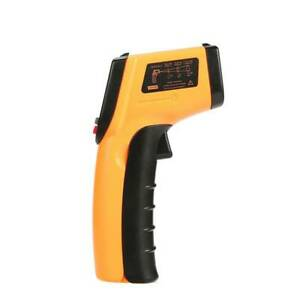 Non touched Lcd Ir Laser Infrared Digital Temperature Thermometer Gun Pyrometer