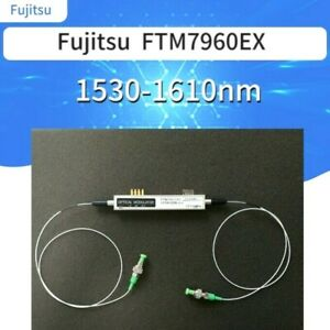 Fujitsu Ftm7960ex 40gbs Optical Modulator Dwdm Dqpsk 1530 1610nm Ln Single Drive
