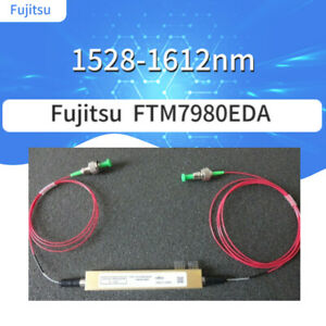 Fujitsu Ftm7980eda Dp qpsk Ln Dual drive C l Band Optical Modulator 1528 1612nm