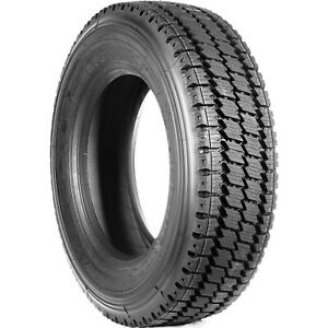 4 New Michelin Xds 2 245 70r19 5 Load H 16 Ply Drive Commercial Tires