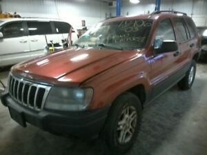 Grille Chrome Fits 99 03 Grand Cherokee 606079