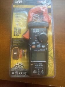 Klein Tools 600a Ac Auto ranging Digital Clamp Meter W Pouch Cl700