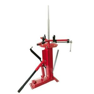 Red 4 16 1 2 Multi Tire Changer Hand Bead Breaker Mounting Home Shop Auto
