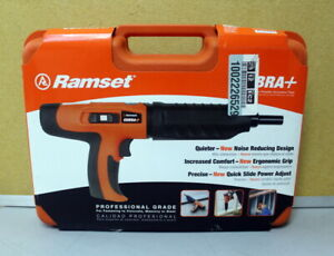 Ramset 16942 Cobra 0 27 Caliber Semi automatic Powder actuated Tool New