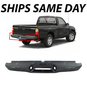 New Primered Steel Rear Step Bumper Assembly For 1995 2004 Toyota Tacoma 95 04